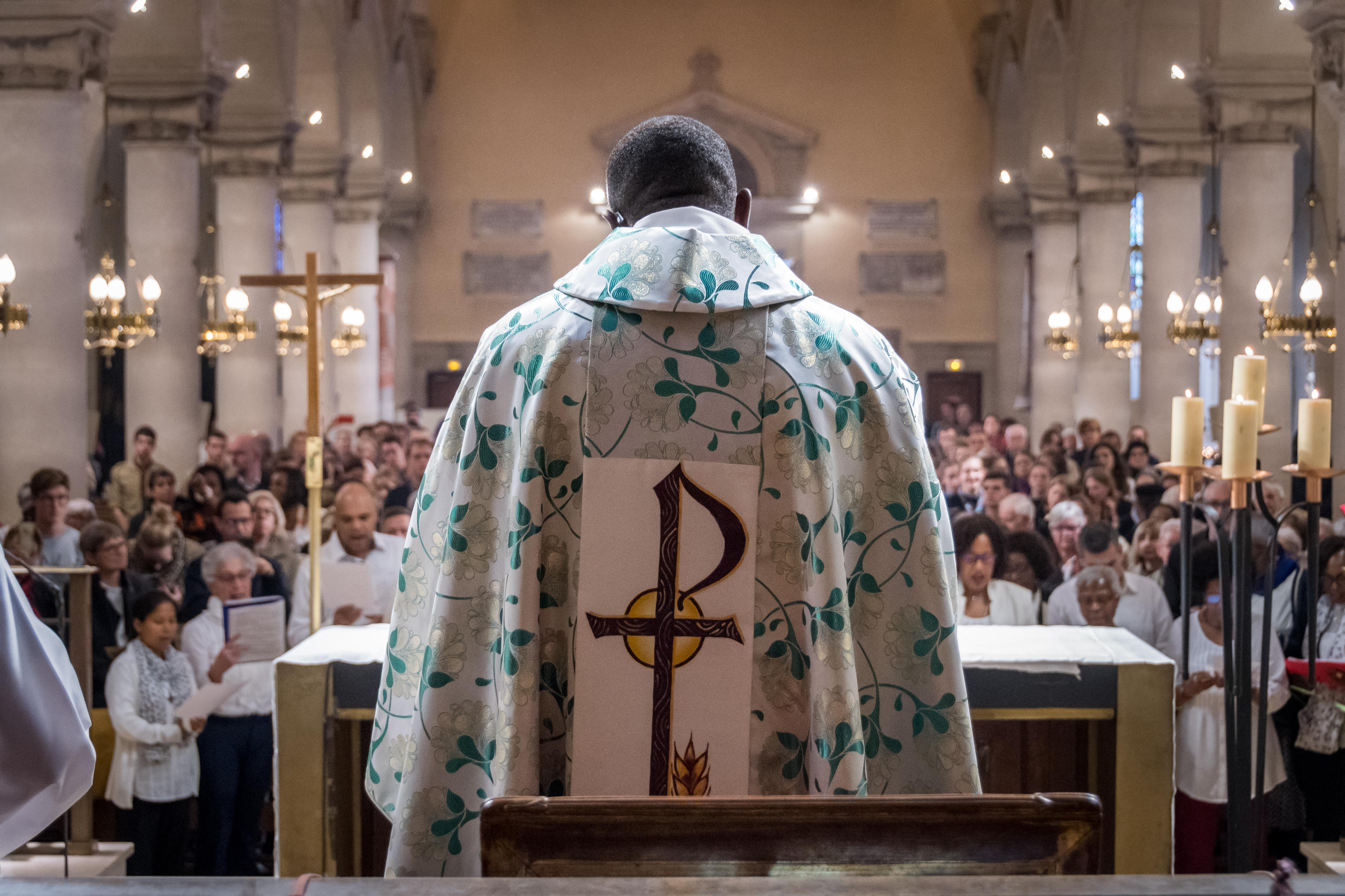 Départ du Père Didier – 6 octobre 2019