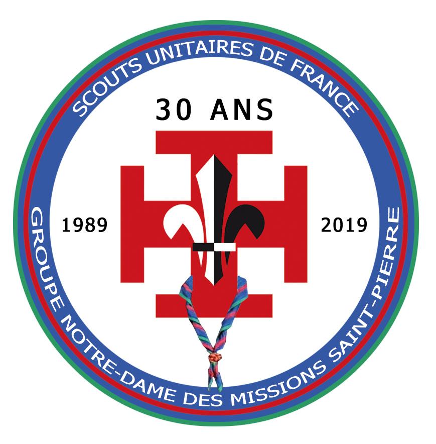 Fête des 30 ans du groupe scout