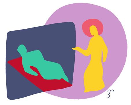 """Messe """"en direct"""" du  dimanche 29 mars 2020"""