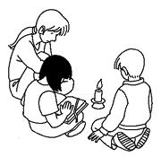 Le KT à la maison : Profitons de cette période pour partager et prier avec les enfants
