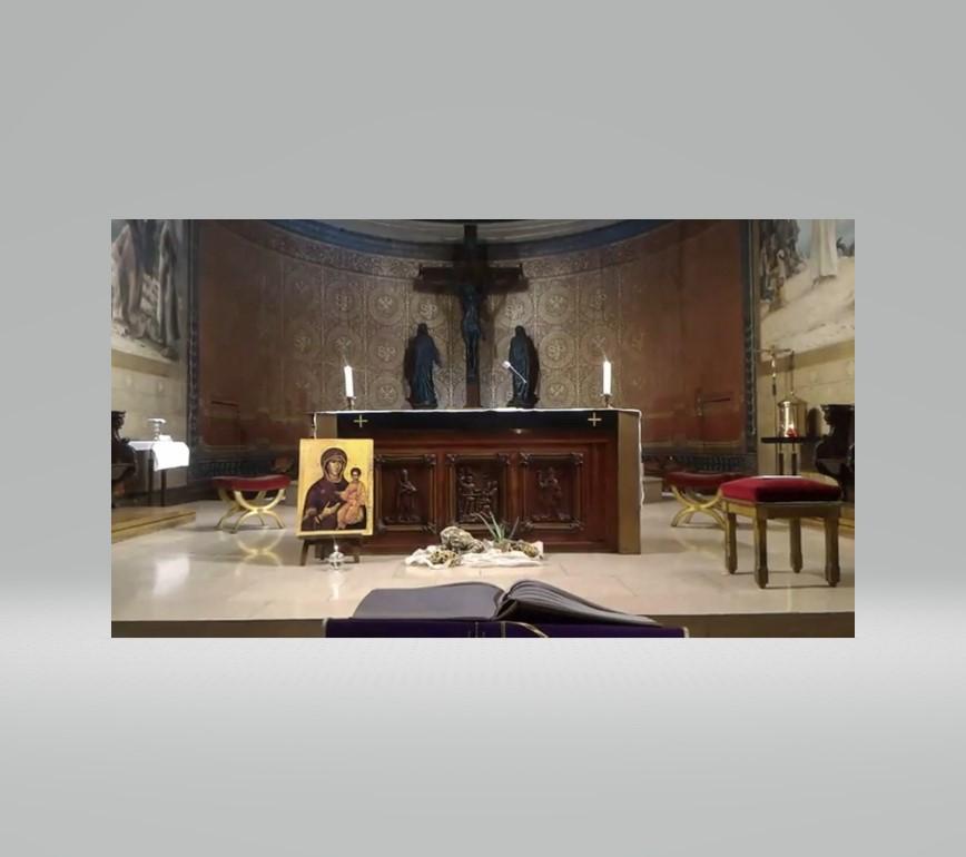 """Messe des Rameaux """"en direct"""" dimanche 5 avril 2020"""