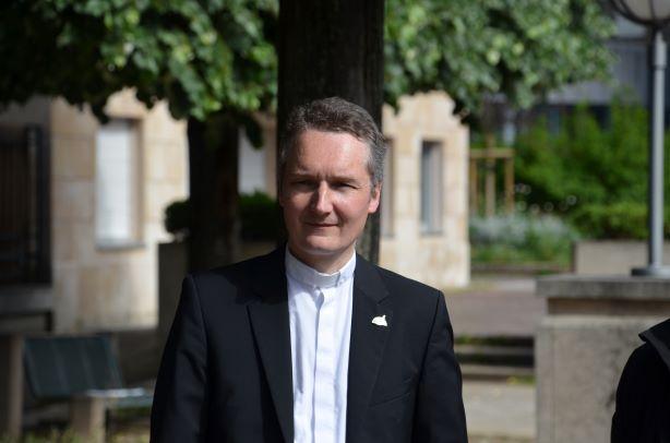 Cette semaine sur Radio Notre Dame retrouvez chaque matin (à 6h33, 7h25, 8h25 et 14h25) l'évangile lu et commenté par le père Jérôme Thuault, notre curé.
