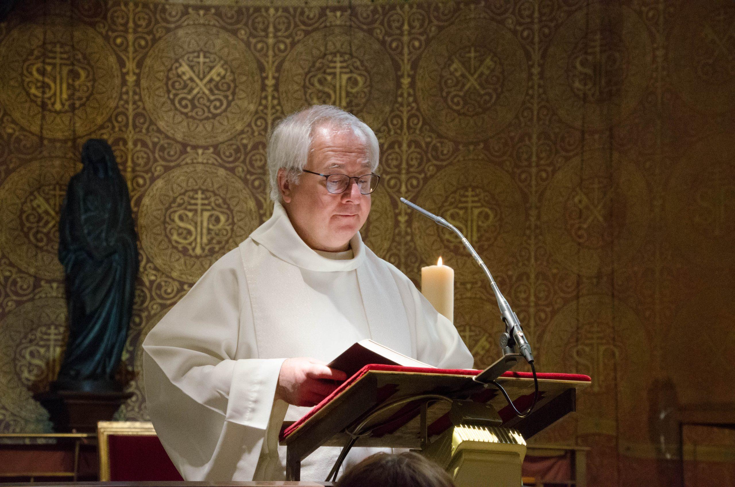 Messe du 11 Octobre : Homélie du Père Marc Dumoulin, vicaire.