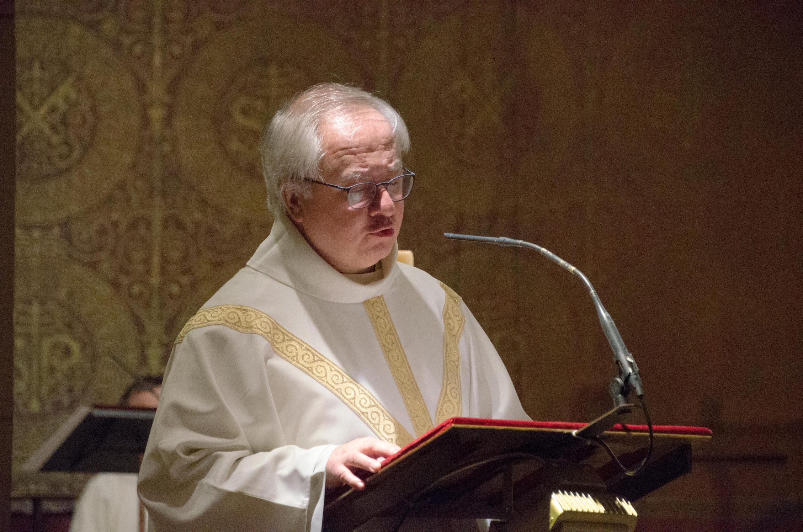 Messe du 20 Septembre : Homélie du Père Marc Dumoulin, vicaire.