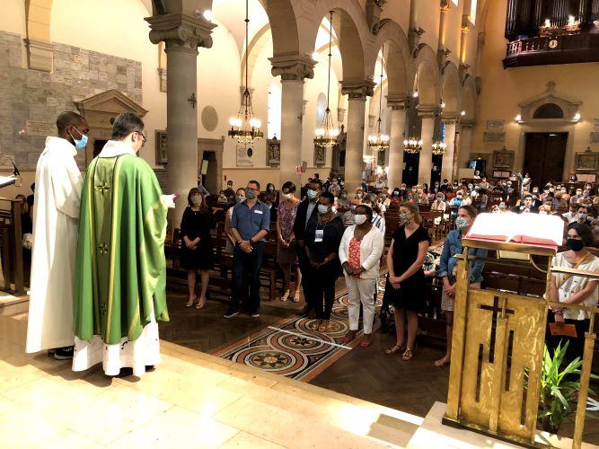 Messe du 13 Septembre : Homélie du Père Jérôme Thuault, curé.