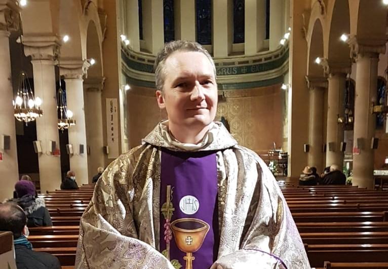 Messe du 29 Novembre : 1er dimanche de l'Avent. Homélie du Père Jérôme Thuault, curé.