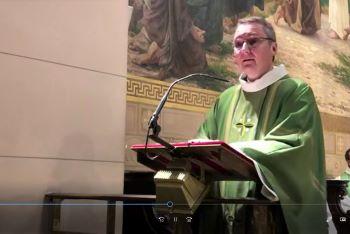 Messe du 8 Novembre. Homélie du Père Jérôme Thuault, curé.