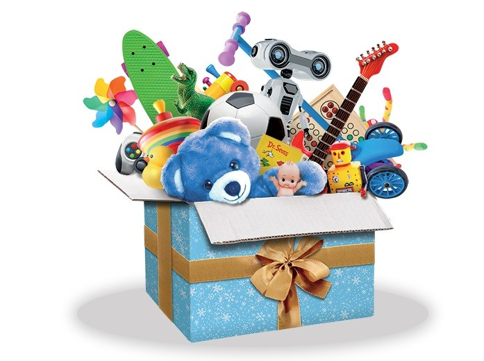"Noël ""Laudato Si"" – vente de jouets"