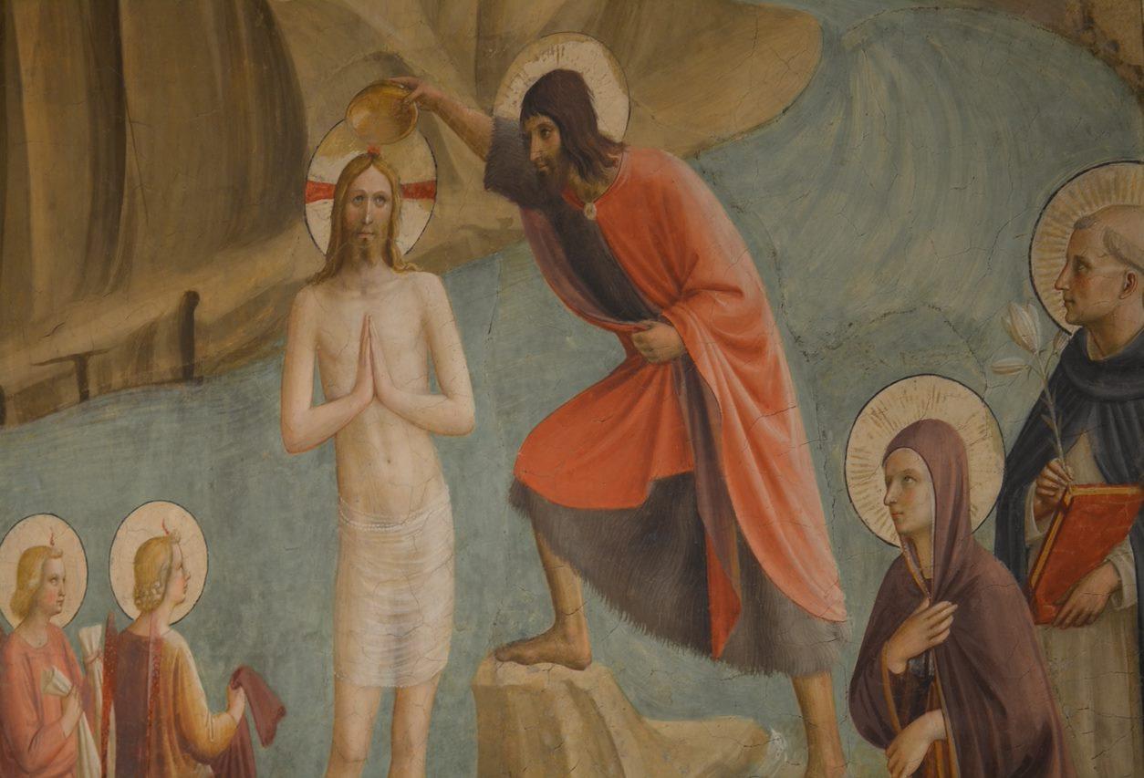 Messe du 10 janvier : fête du baptême du Seigneur. Homélie du Père Jérôme Thuault, curé