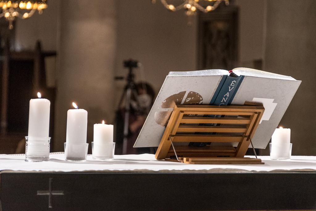 Lecture de l'Evangile selon Saint-Marc à l'occasion du dimanche de la Parole de Dieu