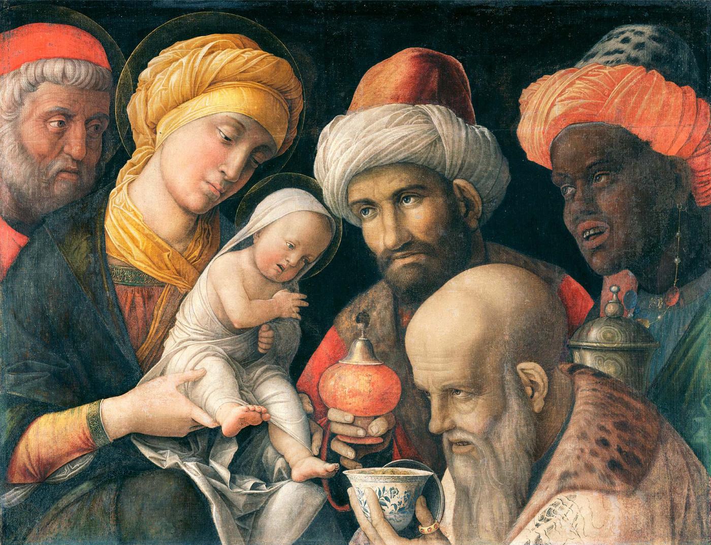 3 janvier : fête de l'Epiphanie. Homélie du Père Marc Dumoulin .