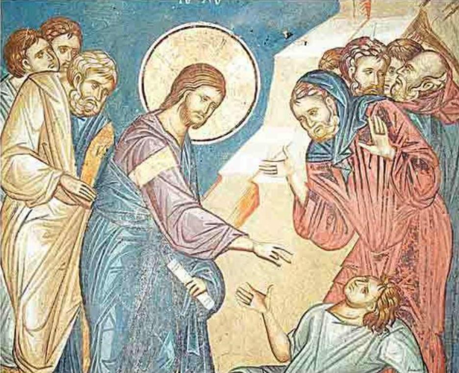 Messe du 31 janvier 2021, 4ème dimanche du temps ordinaire : homélie du Père Marc Dumoulin, vicaire.