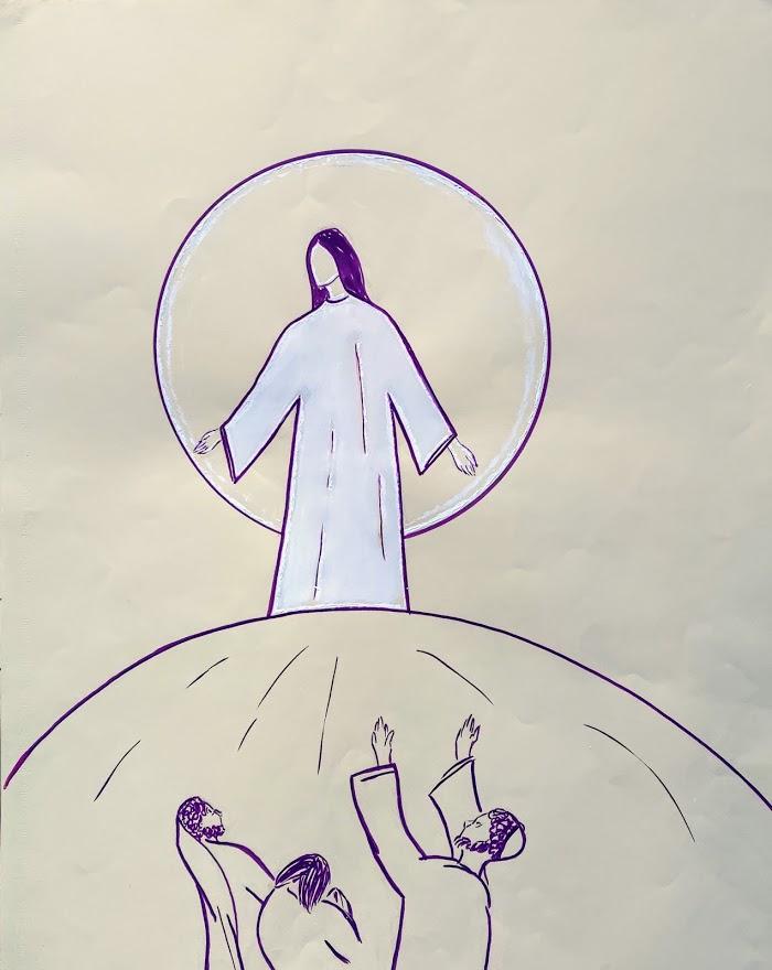 Dimanche 28 février – 2ème dimanche du carême. Homélie du Père Philippe Perraud, vicaire