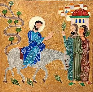 Dimanche 28 mars – Dimanche de Rameaux : homélie du père Marc Dumoulin, vicaire