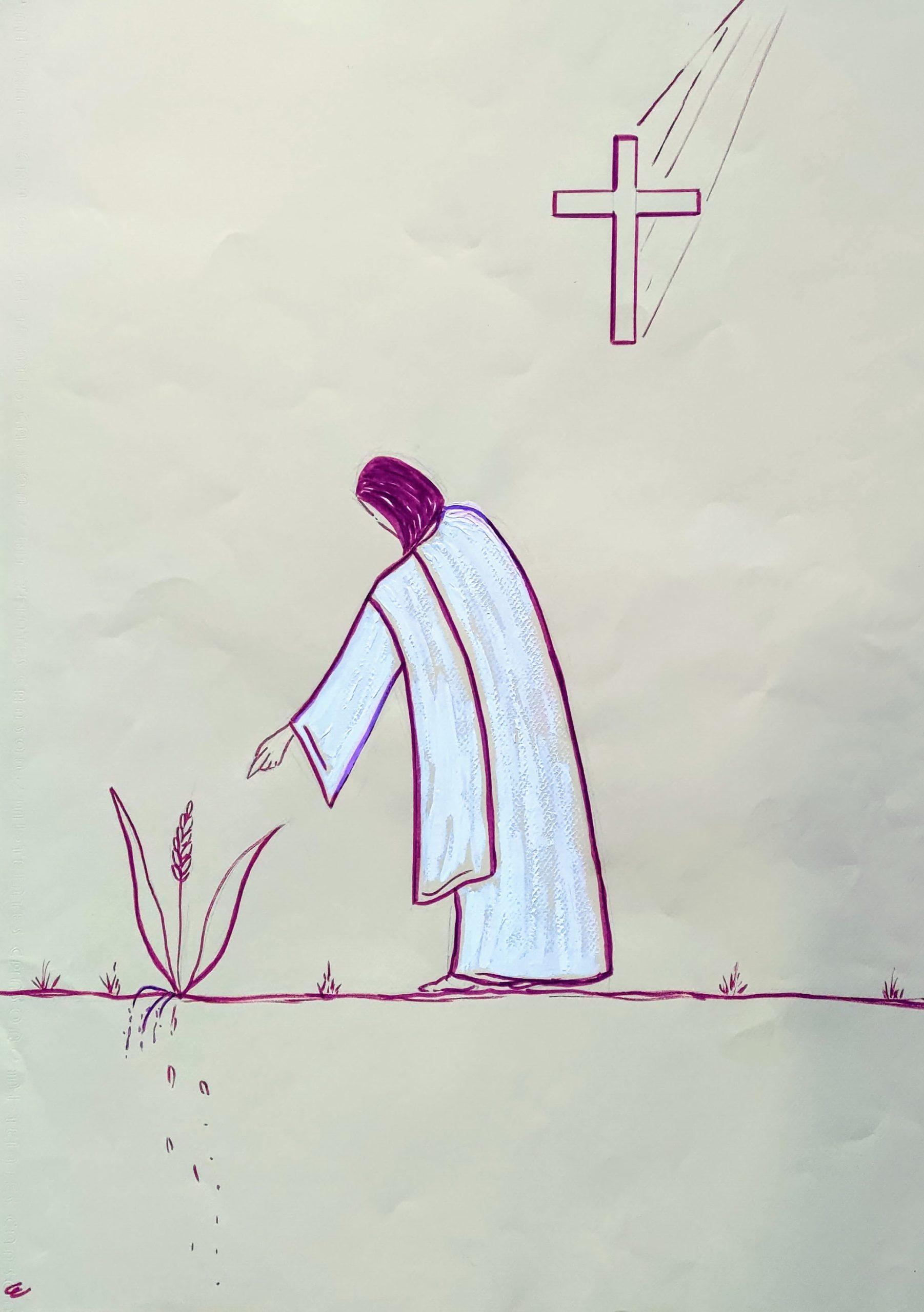 Dimanche 21 mars – 5ème dimanche du Carême : homélie du Père Jérôme Thuault, curé