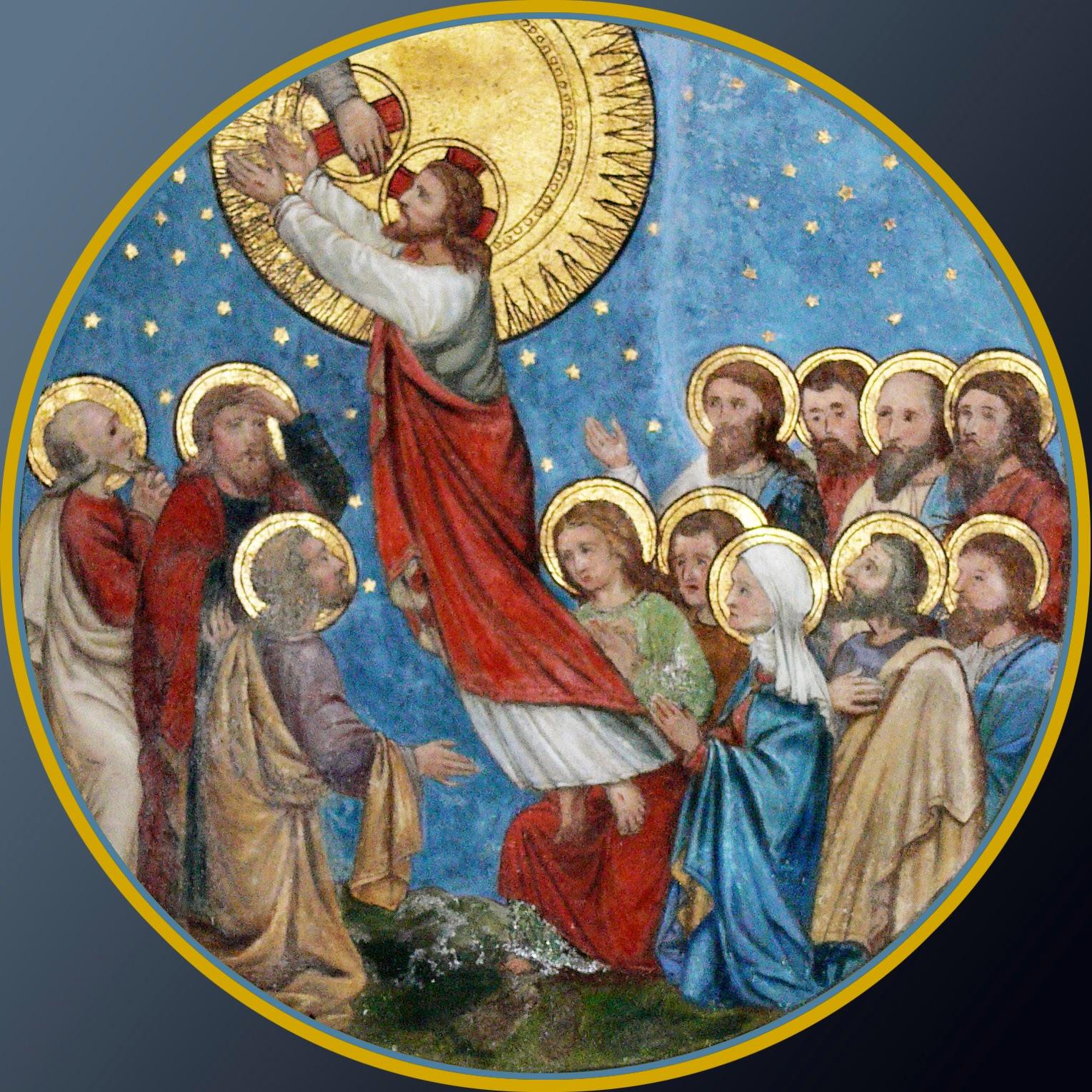 Jeudi 13 mai – Ascension du Seigneur : homélie du Père Marc Dumoulin, vicaire.