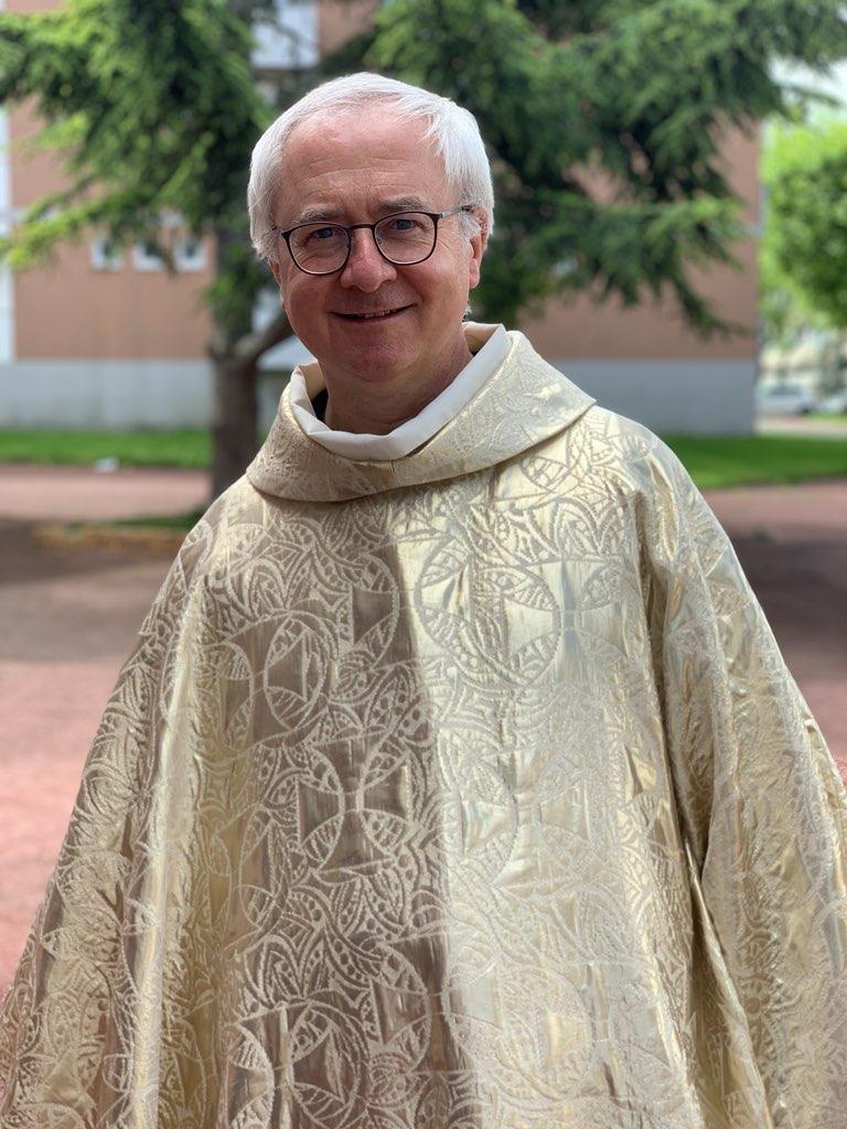 Le Père Marc Dumoulin est nommé curé de la paroisse de Notre Dame de Vincennes