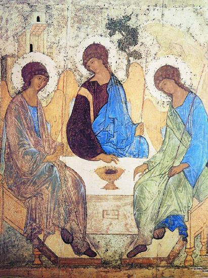 Dimanche 30 mai : dimanche de la Trinité. Homélie du Père Philippe Perrault, vicaire.