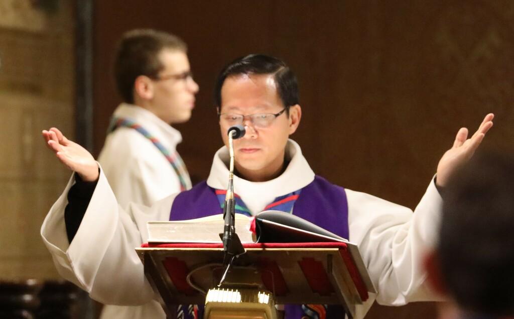 Dimanche 5 septembre – 23ème dimanche du Temps ordinaire: homélie du père Joachim Nguyen