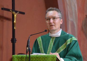 Homélie Père Jérôme prononcée lors de la messe à l'église des Saints Anges Gardiens – pèlerinage Laudato Si' – 26/09/2021